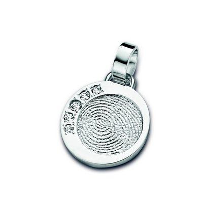 Dazzling Zirconia i sølv