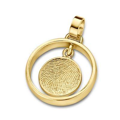 Eternal Pendant i guld