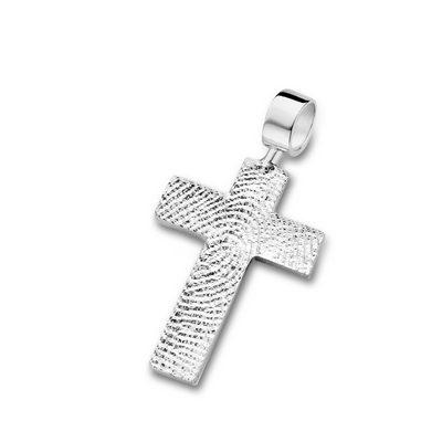 Faith Pendant i sølv