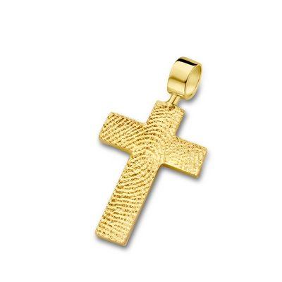 Faith Pendant i guld