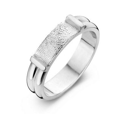 Forever Ring i hvidguld