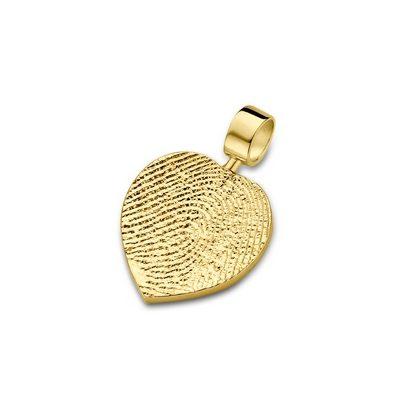 Heart Pendant i guld