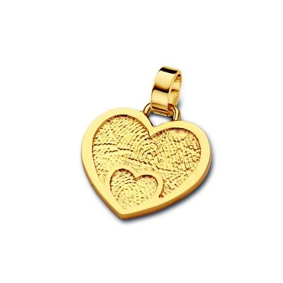 Loved One Pendant i guld