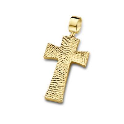 Peace Pendant i guld