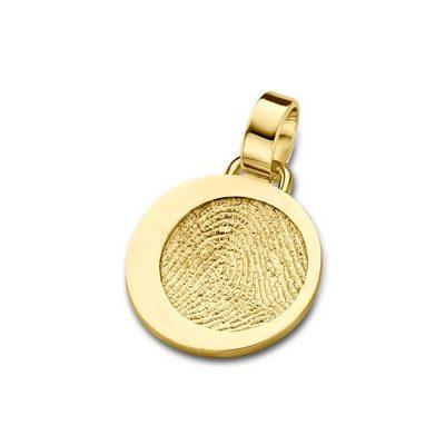 Precious Pendant i guld