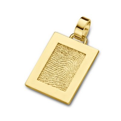 Pure Pendant i guld