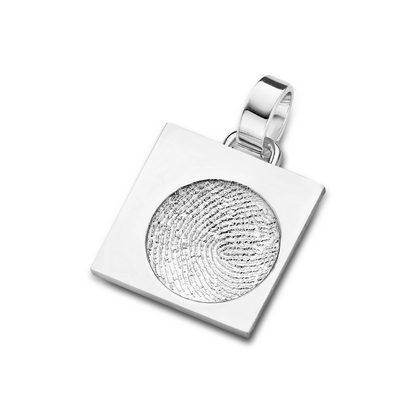 Sky Pendant i sølv