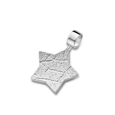 Star Pendant i sølv