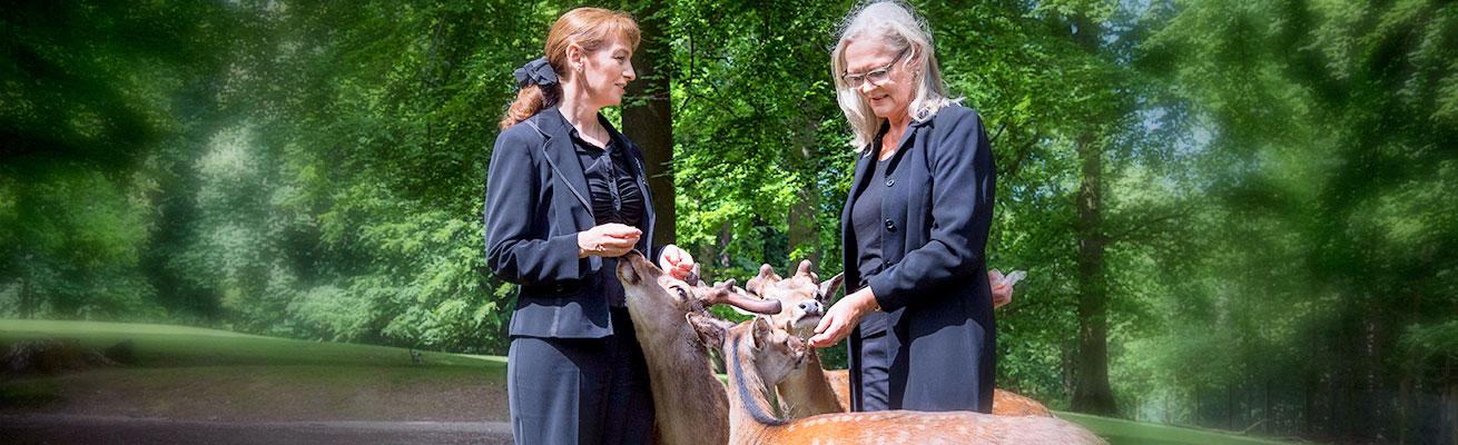 Bedemand Mette Marie Nikolajsen, Unik Begravelse i Aarhus & Favrskov