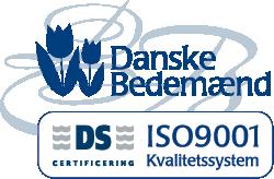 Unik Begravelse er ISO9001-certificeret