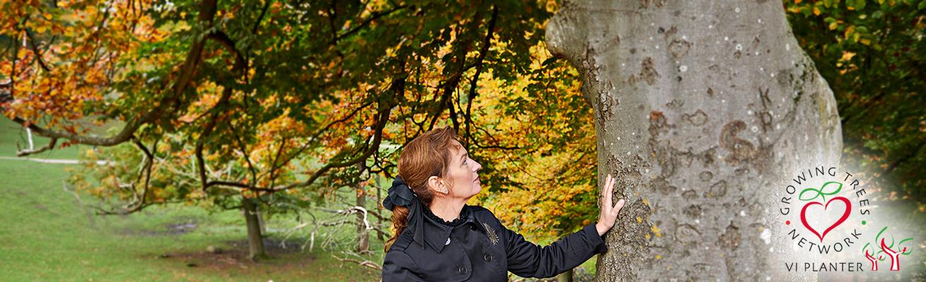 Unik Begravelse støtter Growing Trees Network