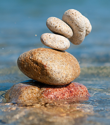 Sorg skaber ubalance